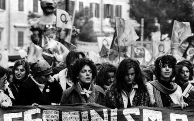 Uguaglianza/differenza, la rottura politica del femminismo
