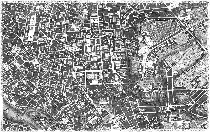 Roma e il nulla. Promuovere la densificazione della città: qualche riflessione sul futuro nonostante la Raggi