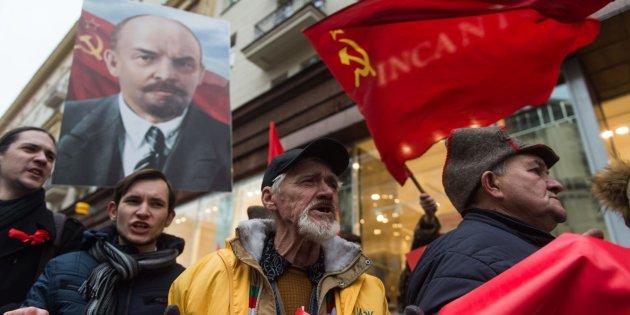 Lenin cent'anni dopo, una lezione di realismo politico