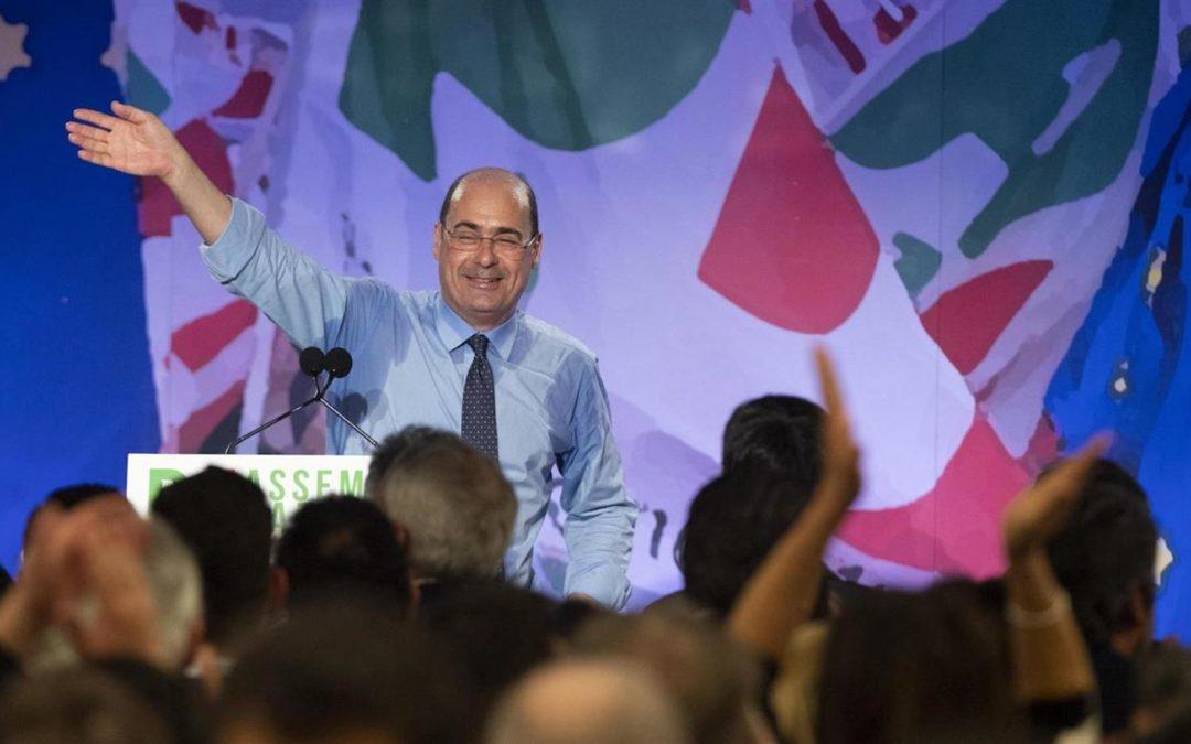 Ora Zingaretti vuole rimuovere il fattore P dal partito del Lingotto