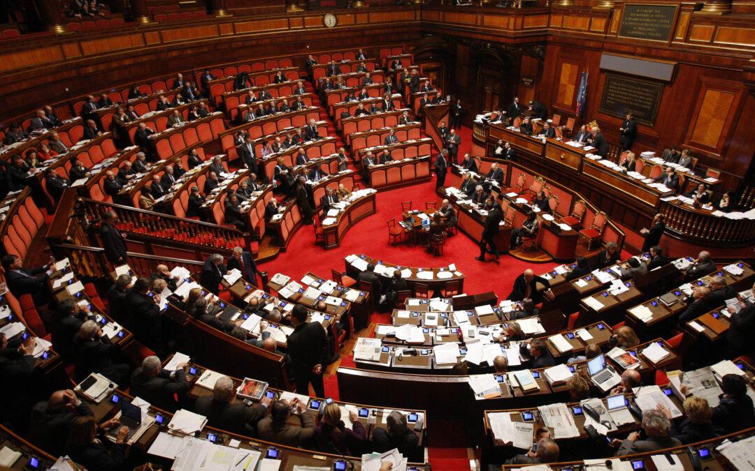 Invertire la marginalizzazione del Parlamento. Proposte e considerazioni