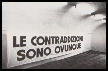 LE CONTRADDIZIONI SONO OVUNQUE 1975-2014