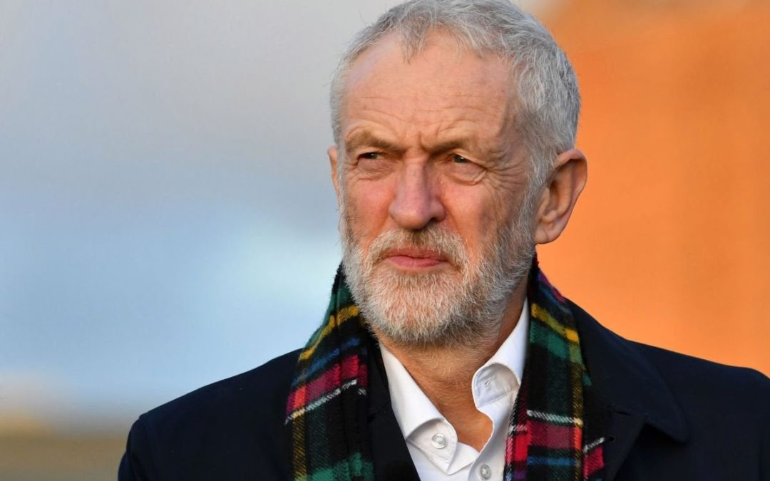 Sorry we missed you. L'anti-carisma di Jeremy Corbyn