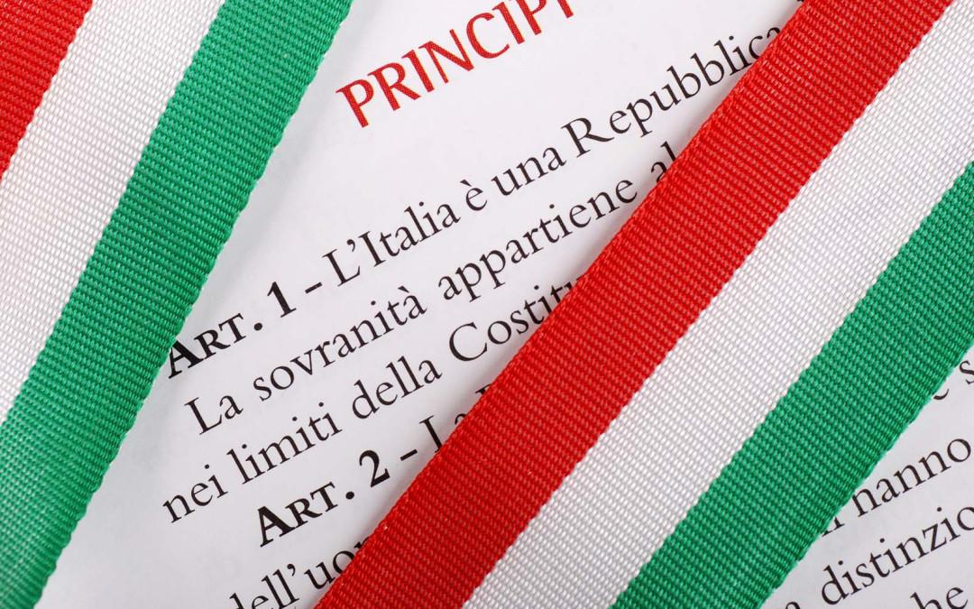 La Costituzione e le riforme. Prospettive e limiti del revisionismo costituzionale in Italia