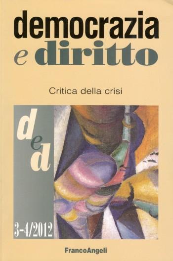 critica della crisi