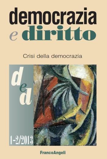 1-2/2013 – Crisi della democrazia