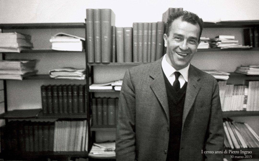 I cento anni di Pietro Ingrao: le iniziative di celebrazione