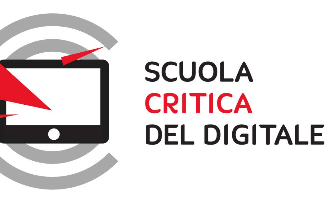 Scopi e iniziative della Scuola Critica del Digitale