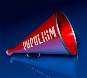 «Vent'anni di populismo senza popolo»