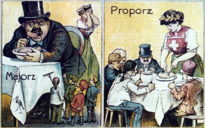 Otto argomenti contro il maggioritario