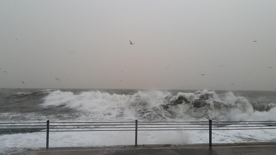 Se si alza il mare. La Toscana e i cambiamenti climatici