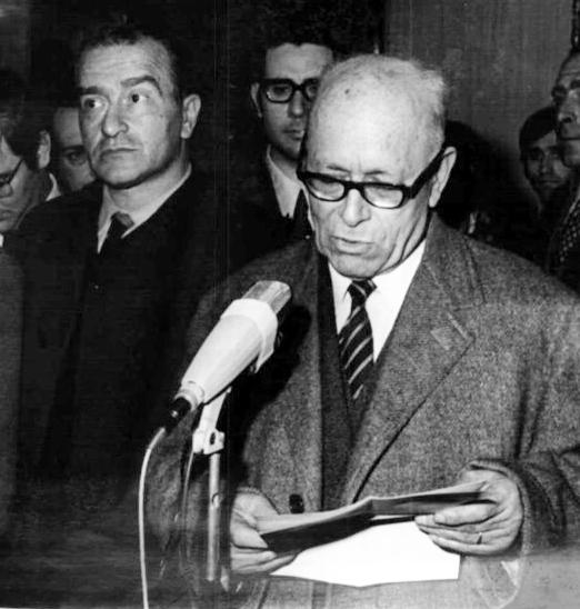 Terracini e Ingrao: i 70 anni della Costituzione